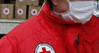Украина получит гуманитарку от Финского Красного Креста