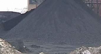 Добыча угля в августе упала более, чем на 50%