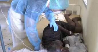 Из-за лихорадки Эбола уже погибли почти 2 800 человек