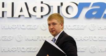 Коболєв каже, що Росія взимку може припинити постачати газ до ЄС через Україну