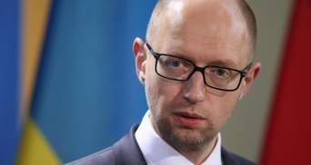 Яценюк пообіцяв, що до 10 жовтня усі нацгвардійці отримають теплий одяг