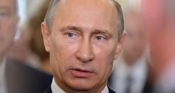 """Путін """"ратифікував"""" Договір про Євразійський союз"""