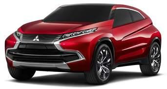 Новый Mitsubishi Evolution будет кроссовером