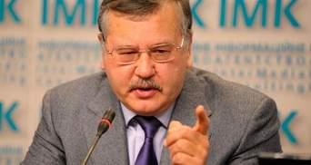 Гриценко закликає владу відкликати миротворців з Ліберії та Конго