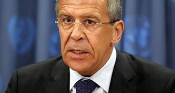 РФ готова до переговорів щодо створення ЗВТ між ЄС та Митним союзом, — Лавров