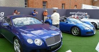 Як відрізнити власників Bugatti та Bentley?