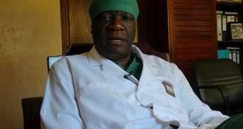 Премию имени Сахарова получил конголезский врач