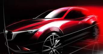 Mazda анонсувала новий кросовер CX-3