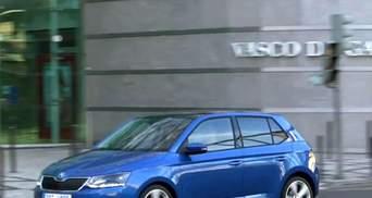 У продажу з'явиться Skoda Fabia, Ford подбав про безпеку пішоходів
