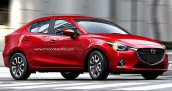"""Mazda випустить седан на базі нової """"двійки"""" та """"шістку""""-купе"""