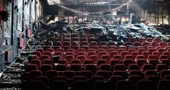 """Директор """"Жовтня"""" надеется, что кинотеатр отреставрируют за год"""