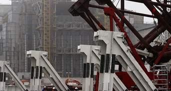 """ЄБРР виділить 350 млн євро на об'єкт """"Укриття"""" в Чорнобилі"""