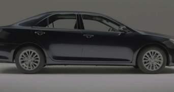 Оновлена Toyota Camry вже в Україні