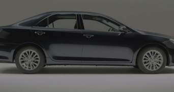 Обновленная Toyota Camry уже в Украине