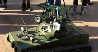 Самые актуальные фото 11 ноября: танк-разведчик для АТО, столкновения в Польше