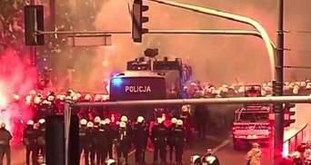 В результате столкновений в Польше ранены более 70 человек, — СМИ