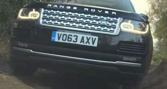 Land Rover модернізує свої позашляховики