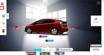 Toyota представила додаток на платформі гуглівського сервісу