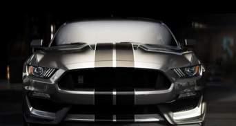 Ford представила самый мощный Mustang