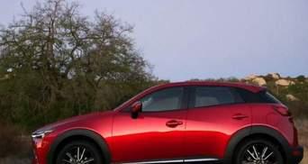 Mazda представила свій найменший кросовер