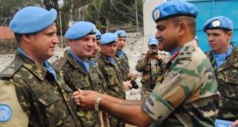 МИД проверяет информацию о задержании украинских миротворцев в Конго