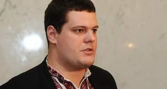 """Депутати від """"Свободи"""" збирають підписи за скасування недоторканості"""