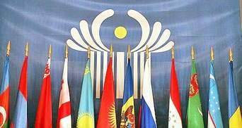 Новой Раде предлагают прекратить участие Украины в СНГ