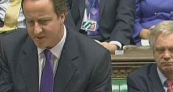 Кемерон не виключає, що Великобританія може вийти з ЄС
