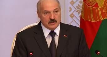 """Росія поводиться непристойно, це – вигідно """"жулью"""", — Лукашенко"""