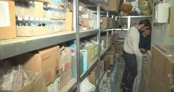 Волонтери досі мають труднощі із завезенням вантажів для АТО