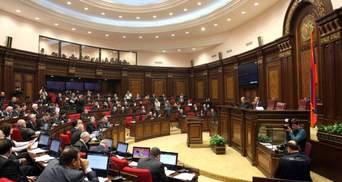 Вірменія ратифікувала договір про приєднання до Євразійського союзу