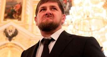 Кадиров наказав доставити в Чечню трьох українських нардепів
