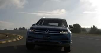 Volkswagen представит новый кроссовер на базе концепта CrossBlue в январе