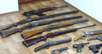 Крупным планом. Украинское общество милитаризируется за счет нелегального оружия с Востока