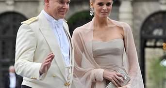 Княгиня Монако родила двойню