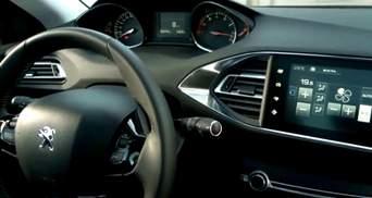 Автотехнології. Peugeot 308 другого покоління їде до України, фейсліфтинговf 6 Series BMW