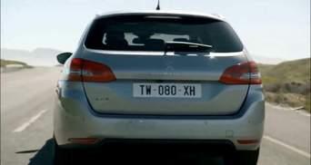 Новий Peugeot 308 буде доступний в Україні з лютого