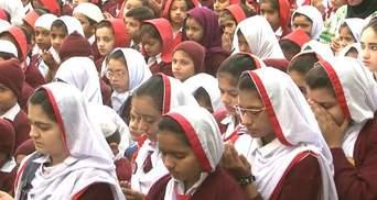 У Пакистані — жалоба за дітьми-жертвами терористичної атаки