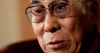 Далай-лама не знайшов собі наступника