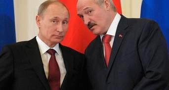 Лукашенко назвав політику Путіна дурною (Відео)