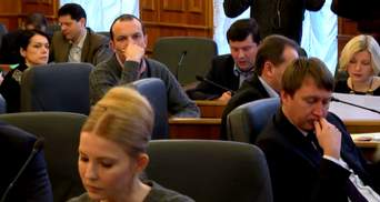 Неделя в цитатах. Яценюк объяснил обесточивание Крыма, Лещенко негодовал по поводу закона о СНБО