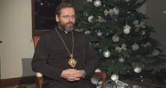 Наші священнослужителі просять відпустити їх в АТО, – предстоятель УГКЦ