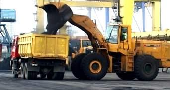 Україна закупить в ПАР 410 тисяч тонн вугілля