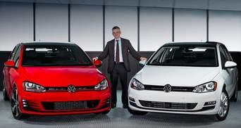 Хетчбек Volkswagen Golf та пікап Ford F-150 стали автомобілями року у США