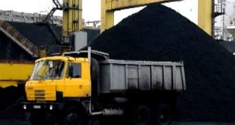 В Україну прибула чергова партія африканського вугілля