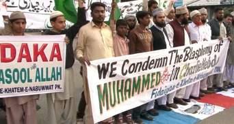 Мітинги у Пакистані