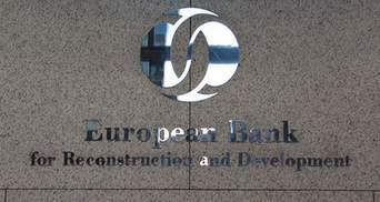 У ЄБРР кажуть, що ВВП України в 2015-му впаде до 5%