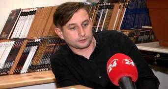 """Жадан собирает средства на помощь ребятам батальона """"Айдар"""""""