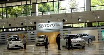 Toyota третій рік поспіль — світовий лідер з автопродажів