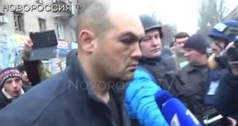 """Жителі окупованого Донецька вчинили самосуд над полоненим """"кіборгом"""""""